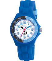 Tikkers Football-Fan-Blue TK0002 -