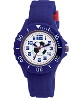 Tikkers Football-Fan-Blue TK0029 -