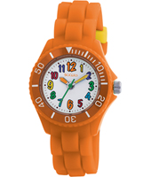 Tikkers Funky-Numbers-Orange TK0015 - 2012 Spring Summer Collection