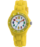 Tikkers Funky-Numbers-Yellow TK0013 - 2012 Spring Summer Collection
