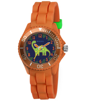 Tikkers Orange-Dinosaur TK0046 - 2012 Fall Winter Collection