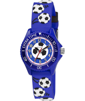 Tikkers Blue-Soccer-Fan TK0038 - 2012 Fall Winter Collection