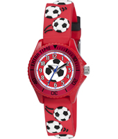 Tikkers Red-Soccer-Fan TK0039 - 2012 Fall Winter Collection