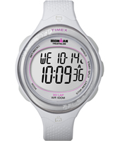 Timex Clear-View-30-Laps-Mid-White T5K601 -