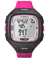 Easy Trainer  46mm 30 Workout Memory Pink & Black GPS Sports Watch