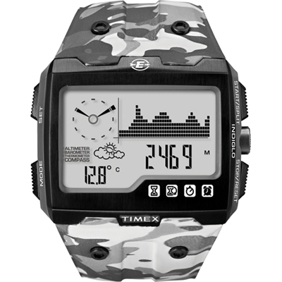 Timex Expedition-WS4-Camo-White/Grey T49841 - 2011 Spring Summer Collection