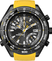 Timex Intelligent-Quartz-E-Altimeter-Yellow T49796 -