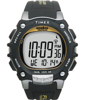 Timex Triathlon-100-Full-Black T5E231 -