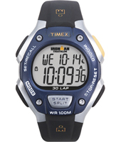 Timex Triathlon-30-Flix-Full-Blue T5E931 -