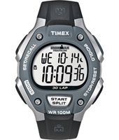 Timex Triathlon-30-Flix-Full-Grey T5K312 -
