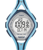 Timex Ironman-Sleek-150-full-Tap-Mid-blue T5K288 -
