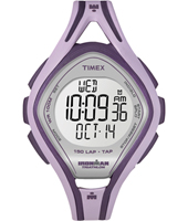 Timex Ironman-Sleek-150-full-Tap-Mid-purple T5K259 -