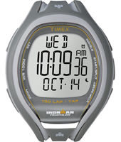 Timex Ironman-Sleek-150-Tapscreen-Full-Light-Grey T5K507 -
