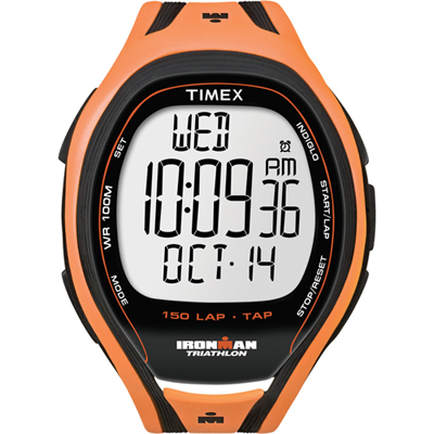 Timex Ironman-Sleek-150-Tapscreen-Full-Orange T5K254 - 2011 Spring Summer Collection