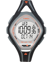 Timex Ironman-Sleek-150-Tapscreen-Mid-black/grey T5K255 -  