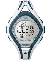 Timex Ironman-Sleek-150-Tapscreen-Mid-White T5K505 -  