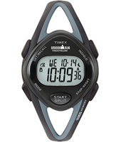 Timex Ironman-Sleek-50-Mid-Black/Blue T5K039 - 2011 Spring Summer Collection