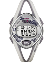 Timex Ironman-Sleek-50-Mid-White-Flower T5K377 -