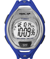 Timex Sleek-50-Full-Size-Blue T5K511 - 2012 Spring Summer Collection