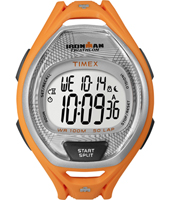 Timex Sleek-50-Full-Size-Orange T5K512 -