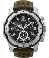 Timex Rugged-Field-Chrono-Full-Black T49626 -