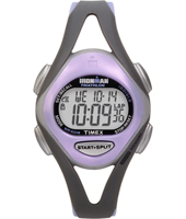 Timex Sleek-50-Mid-Purple/Dark-Grey T5E511 -