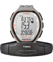 Timex Target-Trainer-200-Tap-HR-Full-Grey T5K546 -