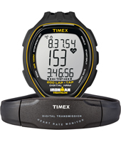 Timex Target-Trainer-200-Tap-HR-Full-Black T5K545 -