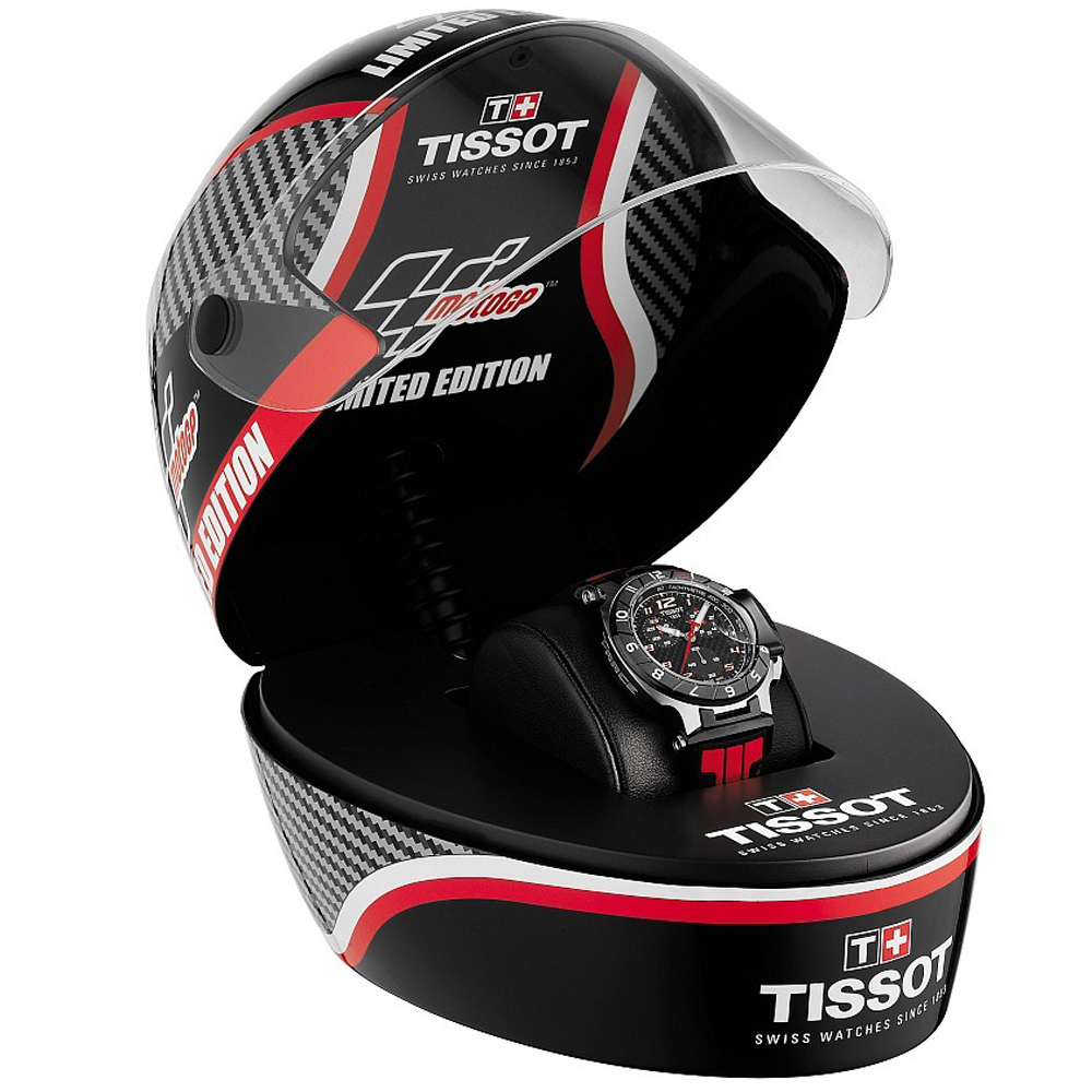 Tissot T0484172720701 watch - T-Race MotoGP