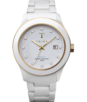 Brasco 38mm White Russian Ladies Watch