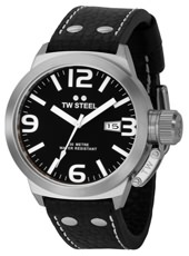 TW Steel Canteen-Black-Dial TW2 - 2008 Fall Winter Collection