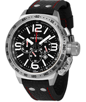 TW Steel Canteen-Chrono-Black-Dial TW78R - 2012 Fall Winter Collection