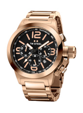 TW Steel TW307-Steel-Rose-Gold-Chrono-Canteen TW307 - 2013 Spring Summer Collection