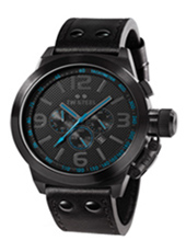TW Steel Canteen-Cool-Black-Chrono-Blue TW904 - 2011 Fall Winter Collection