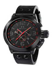 TW Steel Canteen-Cool-Black-Chrono-Red TW902 - 2011 Fall Winter Collection