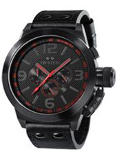 TW Steel Canteen-Cool-Black-Chrono-Red TW903 - 2011 Fall Winter Collection