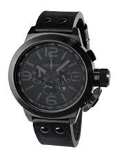 TW Steel Canteen-Cool-Black-Chrono TW843R - 2012 Fall Winter Collection