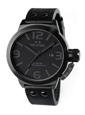 TW Steel Canteen-Cool-Black-Time TW844 - 2009 Fall Winter Collection