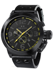 TW Steel Canteen-Cool-Black-Chrono-Yellow TW901 - 2011 Fall Winter Collection
