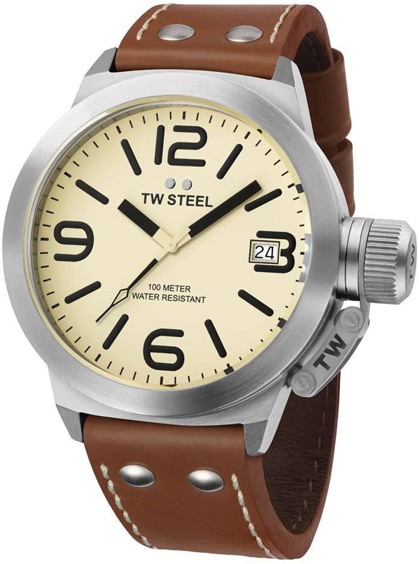 ... In Time home > TW Steel > Canteen > TW Steel Canteen Brown TW1R