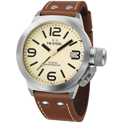 Creme Dial TW1R, Watch