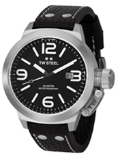 TW Steel Canteen-Black-Dial TW22R - 2012 Fall Winter Collection