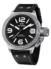TW Steel Canteen-Black TW37 - 2012 Spring Summer Collection