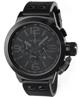 TW Steel Canteen-Cool-Black-Chrono TW821R - 2012 Fall Winter Collection