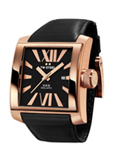 TW Steel CEO-Goliath-Rose-Gold-&amp;-Black CE3011 -  