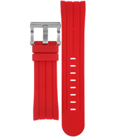 TW Steel TW125-Red-Silicon-Strap TWB163 -