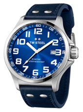 TW Steel Pilot-Steel-Blue TW401 - 2013 Spring Summer Collection