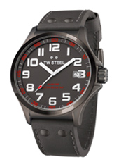 TW Steel Pilot-All-Anthracite TW420 - 2013 Spring Summer Collection