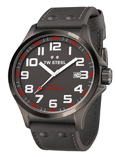 TW Steel Pilot-All-Anthracite TW421 - 2013 Spring Summer Collection