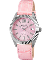 LS43364-10 Pau Pink Ladies Watch with Date